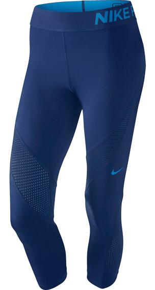 Nike Pro Hypercool Løbebukser Damer blå